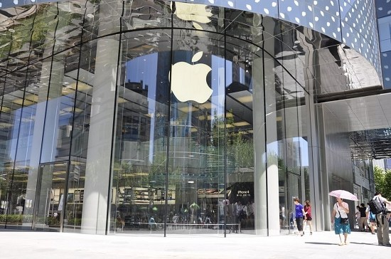 多原因致苹果在华零售增长停滞 将被迫重新定位