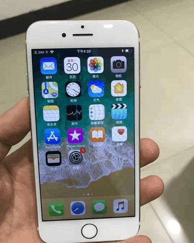 网友买的二手iPhone7,秒变iPhone6,到底怎么回事? 真伪辨别 第2张