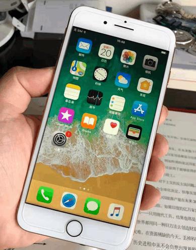 二手平台三千元的iPhone8Plus靠谱么?网友的真实经历告诉你 真伪辨别 第6张