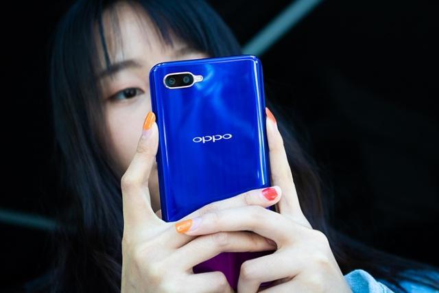 OPPO K1评测:首款千元光感屏幕指纹手机,而且还有高颜值 手机资讯 第25张