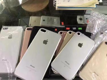 二手手机翻新卖 几百变成几千元